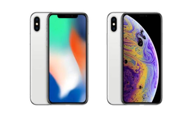 Apple iPhone XS has a smaller battery than iPhone X