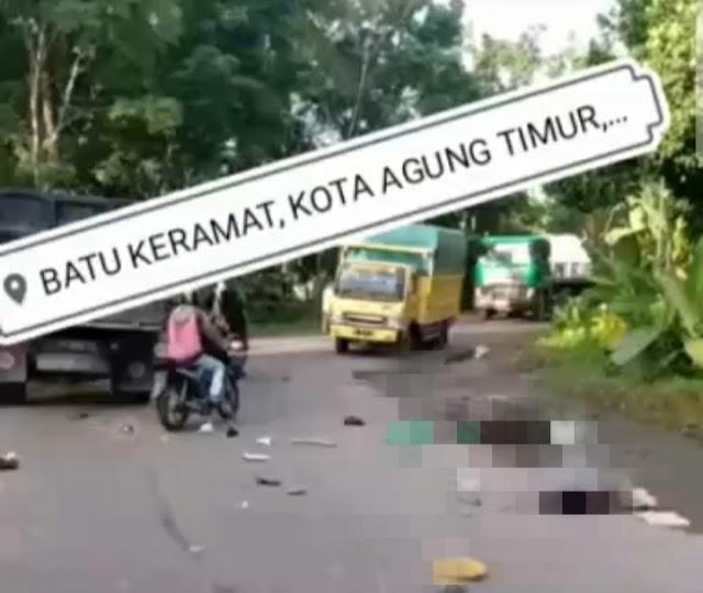 Kasat Lantas Polres Tanggamus : Beredar Video Kecelakaan Tragis, Itu Bukan di Batu Kramat