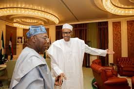 Presidency Replies Obasanjo
