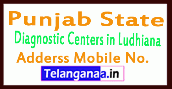 Diagnostic Centers in Ludhiana Punjab