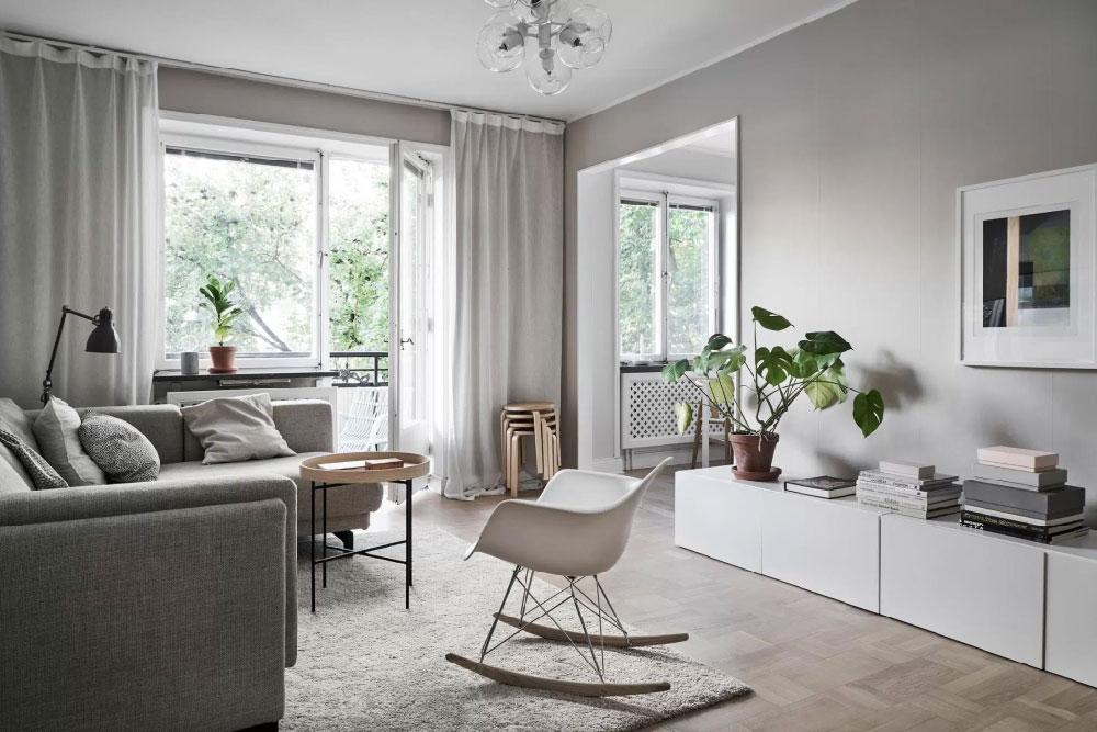 Ristrutturare l appartamento da un taglio classico a un for Italia arredo