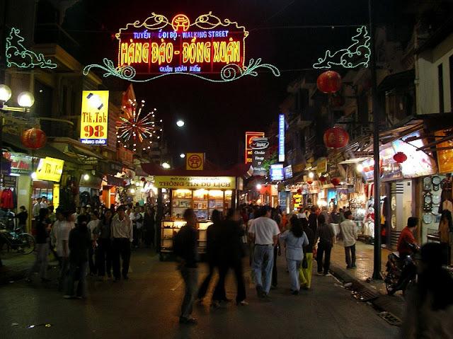 Markets in Vietnam 1
