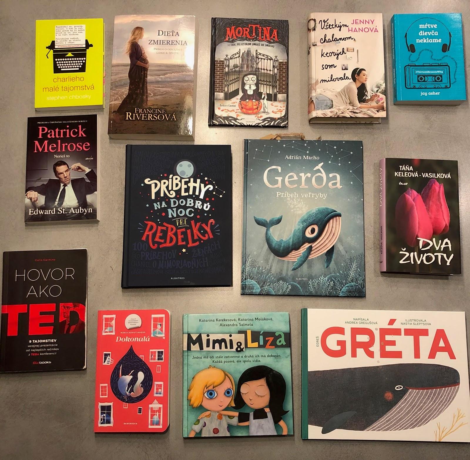 ddcab2878 Neviem ako to máte vy, ale u nás Vianoce bez kníh ani neexistujú. A aj ja  som sa tento rok rozhodla, že darujem na Vianoce hlavne knihy.