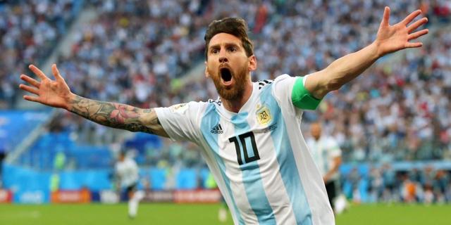 """Messi: """"Sabía que Dios no nos iba a dejar afuera"""""""