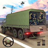 Us Army Truck Driving Truck simulator: Truck Games for Android