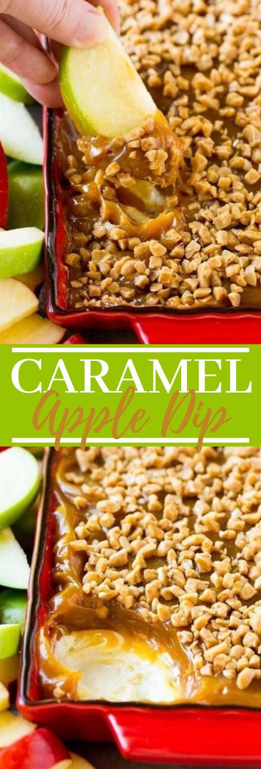 Caramel Apple Dip #desserts #apple