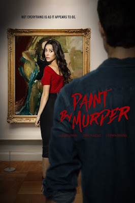 The Art Of Murder 2018 DVD HD Dual Latino 5.1 + Sub FORZADOS