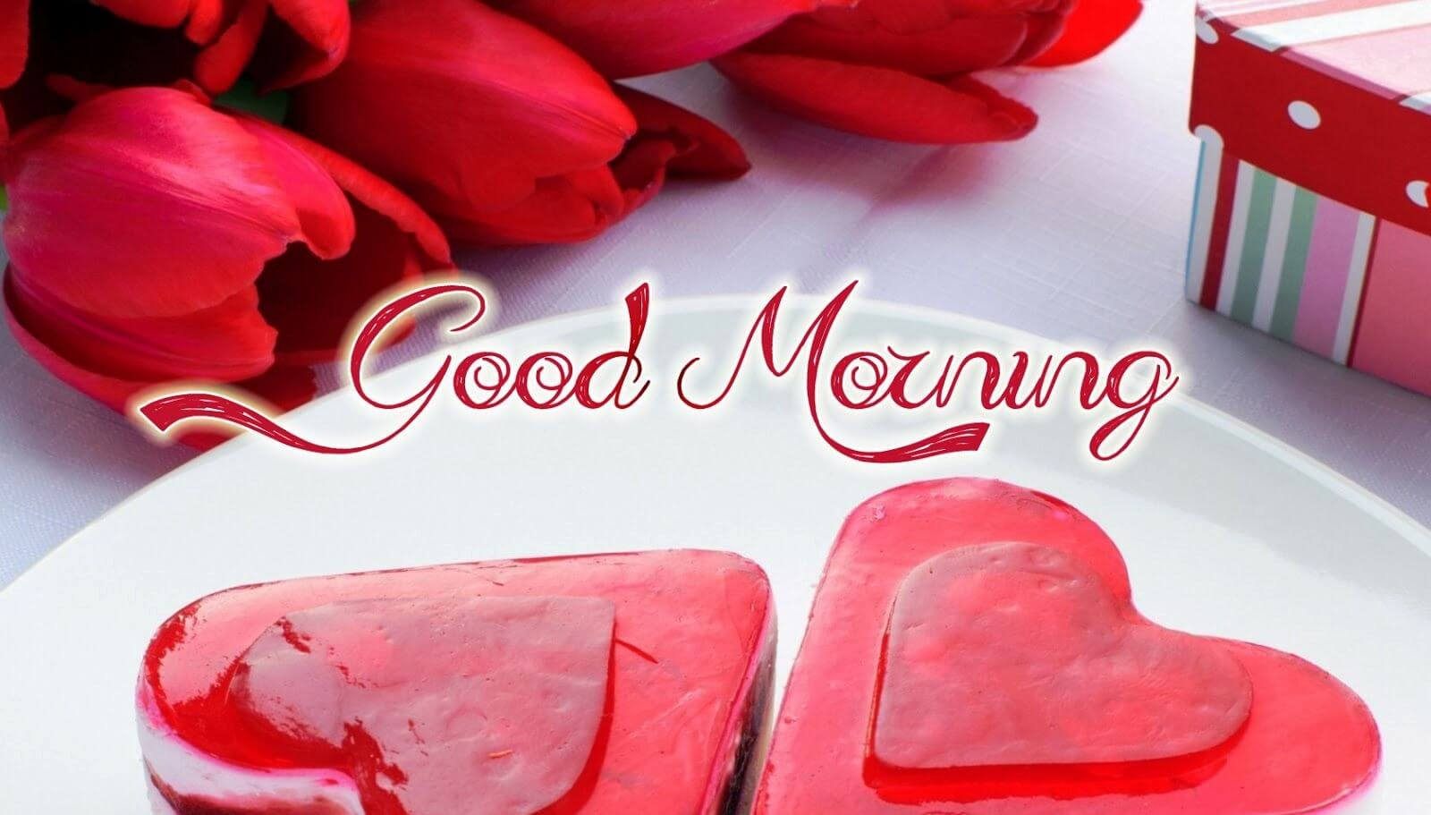 good morning love images with flowers hd download