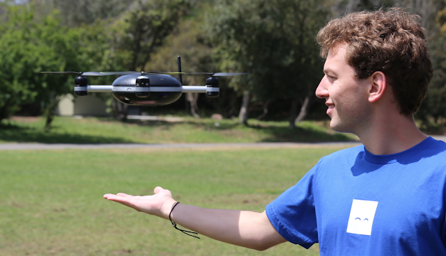 Lily, Drone Pintar untuk Para Traveler