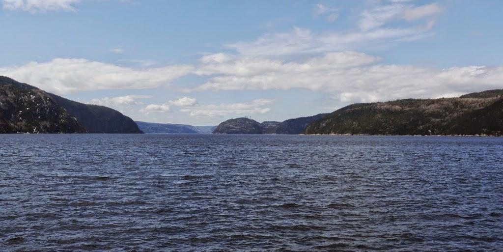 Traversier Tadoussac Saint Laurent Québec