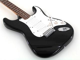 O gitarama, Električna gitara, vrste gitara