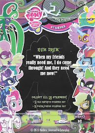 My Little Pony Hum Drum Series 3 Trading Card