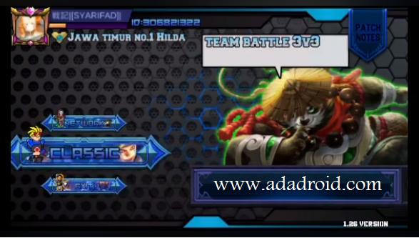 Download Naruto Senki Mod ML: Moba Mugen V1.7 by Syarifad APK Terbaru 2020
