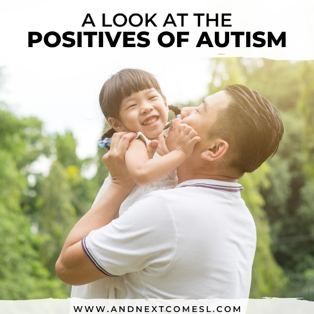 Autism positive traits