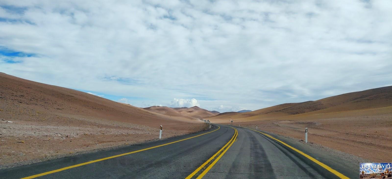 Chili Chile San Pedro de Atacama désert