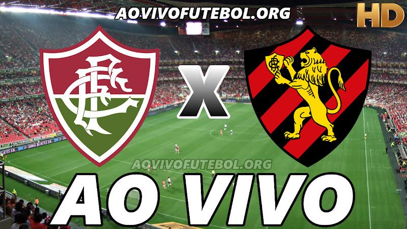 Fluminense x Sport Ao Vivo Online HD