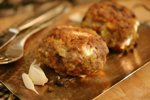 Recipes and Ingredients Making Mackerel Fish Meatballs