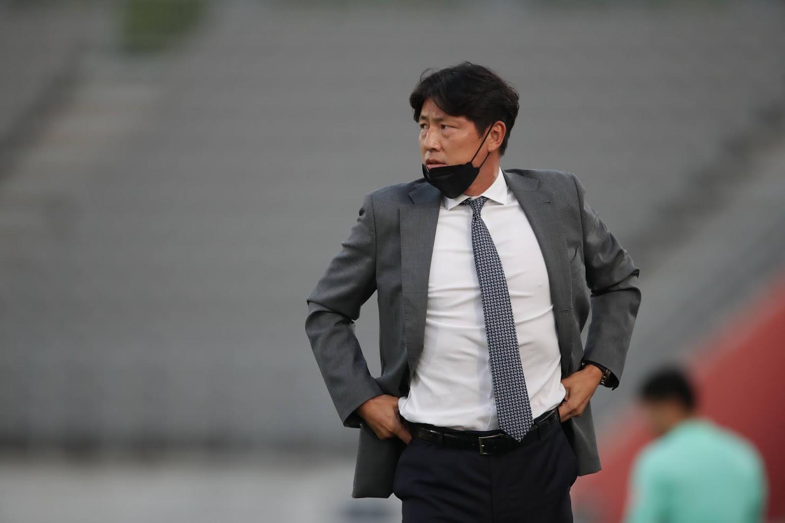 Park Dong-hyuk vs Jeju 06.20.20