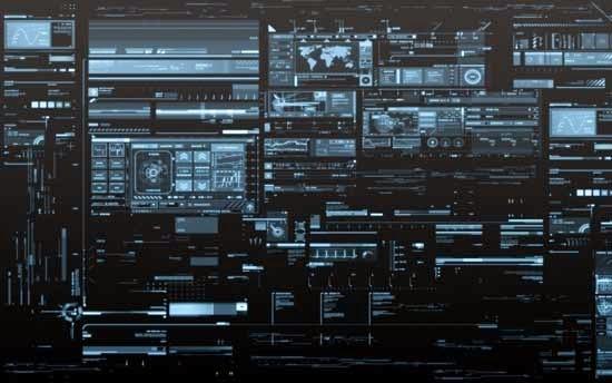 Wallpaper Hi-Tech 21