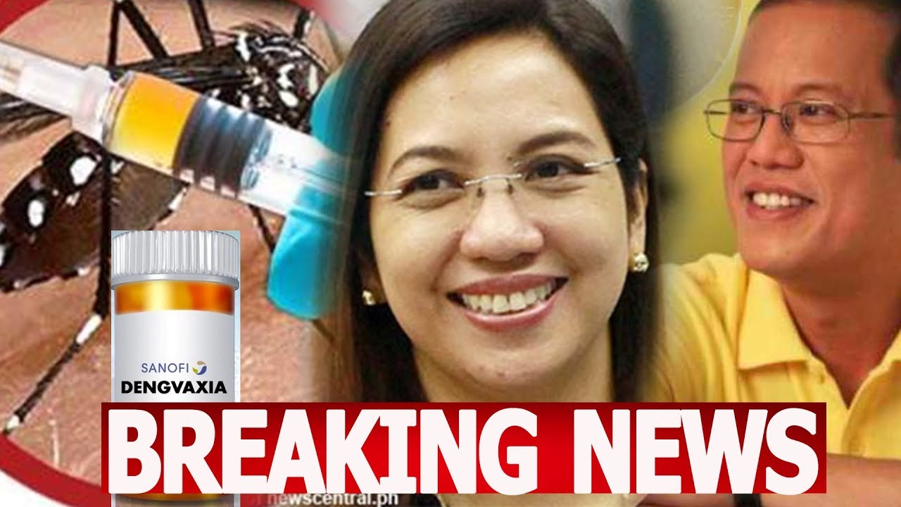 Doctor says Dengvaxia scandal is a proof that former Pres. Aquino and former Sec. Garin didn't prioritize Filipino welfare