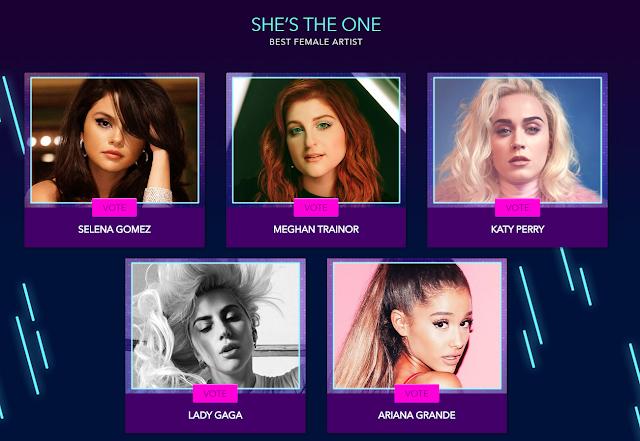 Lady Gaga es nominada a los Radio Disney Music Awarsd