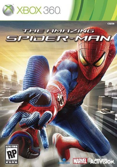 The Amazing Spiderman Xbox 360 Español Region Free Descargar 2012