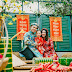 Vợ chồng Triệu Hoàng - Miss Teen Diễm Trang đưa con về Việt Nam