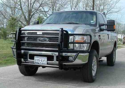 2019 Ford F250 Brush Guard Review