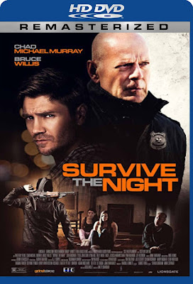 Survive the Night [2020] [DVDBD R1] [Latino]