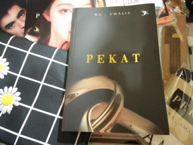 """Novel """"Pekat"""" karya RA Amalia;Resensi Novel """"Pekat"""";Resensi Buku – Sinopsis """"Pekat"""""""