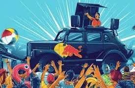 Cadastrar Promoção Red Bull Ganhe Super Festa Verão Sem Fim