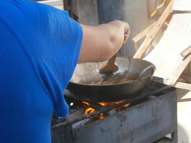 cuy frito peruano receta peruana