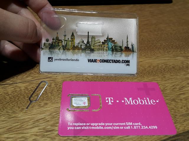 chip de celular Viaje Conectado