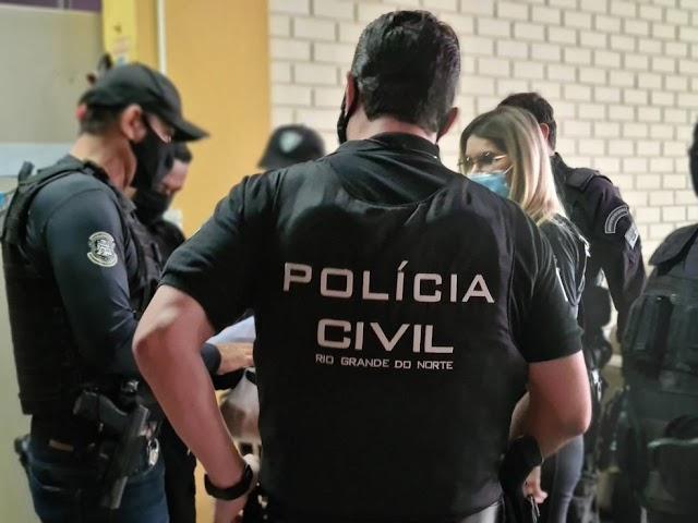 Governo do RN promove 149 servidores da Polícia Civil