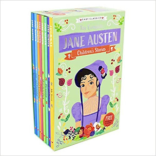 Collection of Jane Austen Stories, retold by Gemma Barder