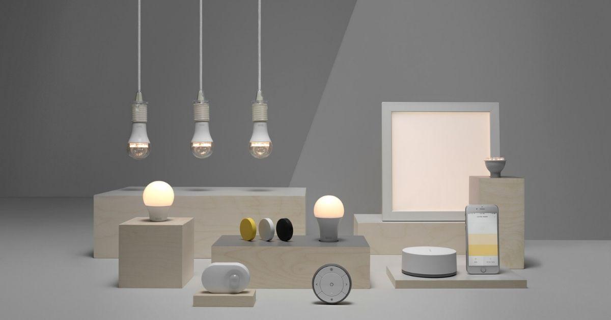6. TRÅDFRI Smart Home App- Moniedism