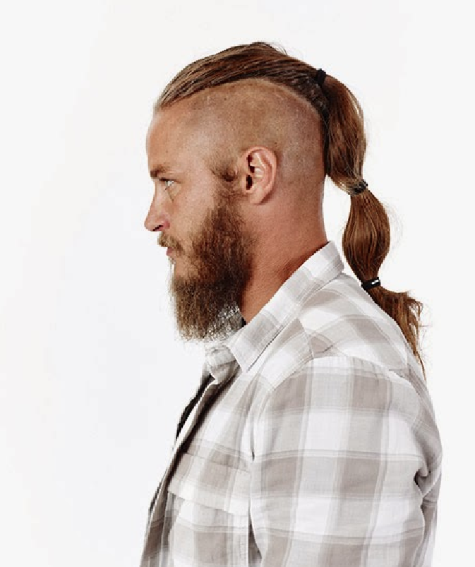 Marie night and day travis fimmel ragnar lothbrok le beau gosse de la soiree - Coiffure viking homme ...