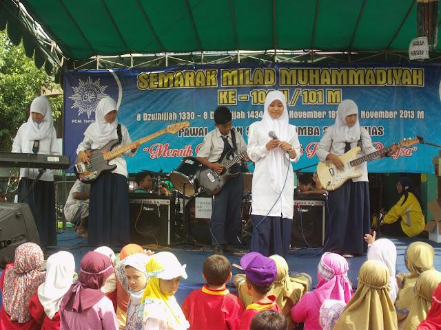Semarak Milad Muhammadiyah