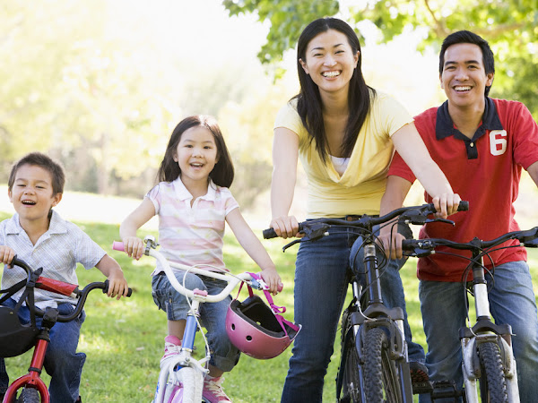 Summertime Bike Safety Tips For Families