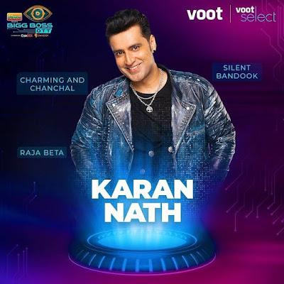 Karan Nath bigg boss ott