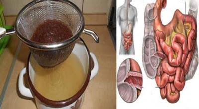 وصفة قوية لتفريغ القولون والتخلص من السموم المتراكمة في الجسم