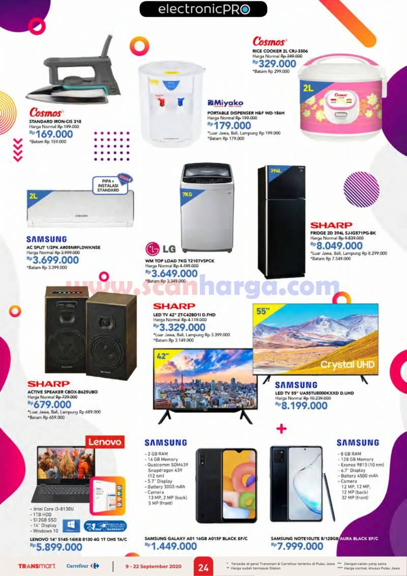 Katalog Promo Carrefour 9 - 22 September 2020 24