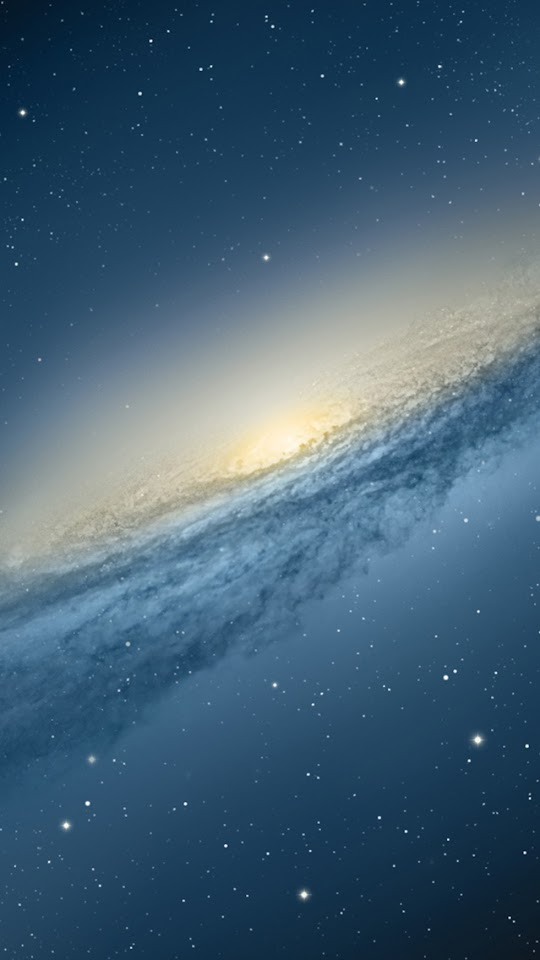 Glowing Stellar Galaxy   Galaxy Note HD Wallpaper
