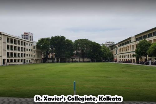 St. Xavier's Collegiate, Kolkata