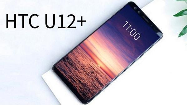 شركة HTC تكشف النقاب عن الهاتف الذكي الجديد +HTC U12