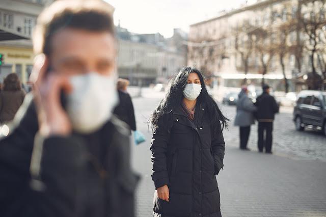 Penggunaan Masker Saat Pandemi