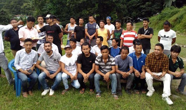Gorkha Janmukti Yuwa Morcha Mungpoo branch