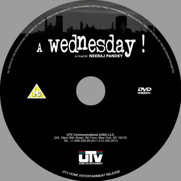 CINE HINDU: A Wednesday! (2008