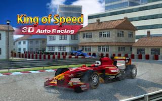 King Of Speed 3D Auto Racing Mod Hack Offline Apk