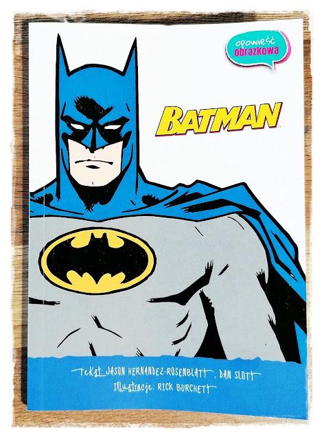 Batman- opowiadanie łączone z komiksem